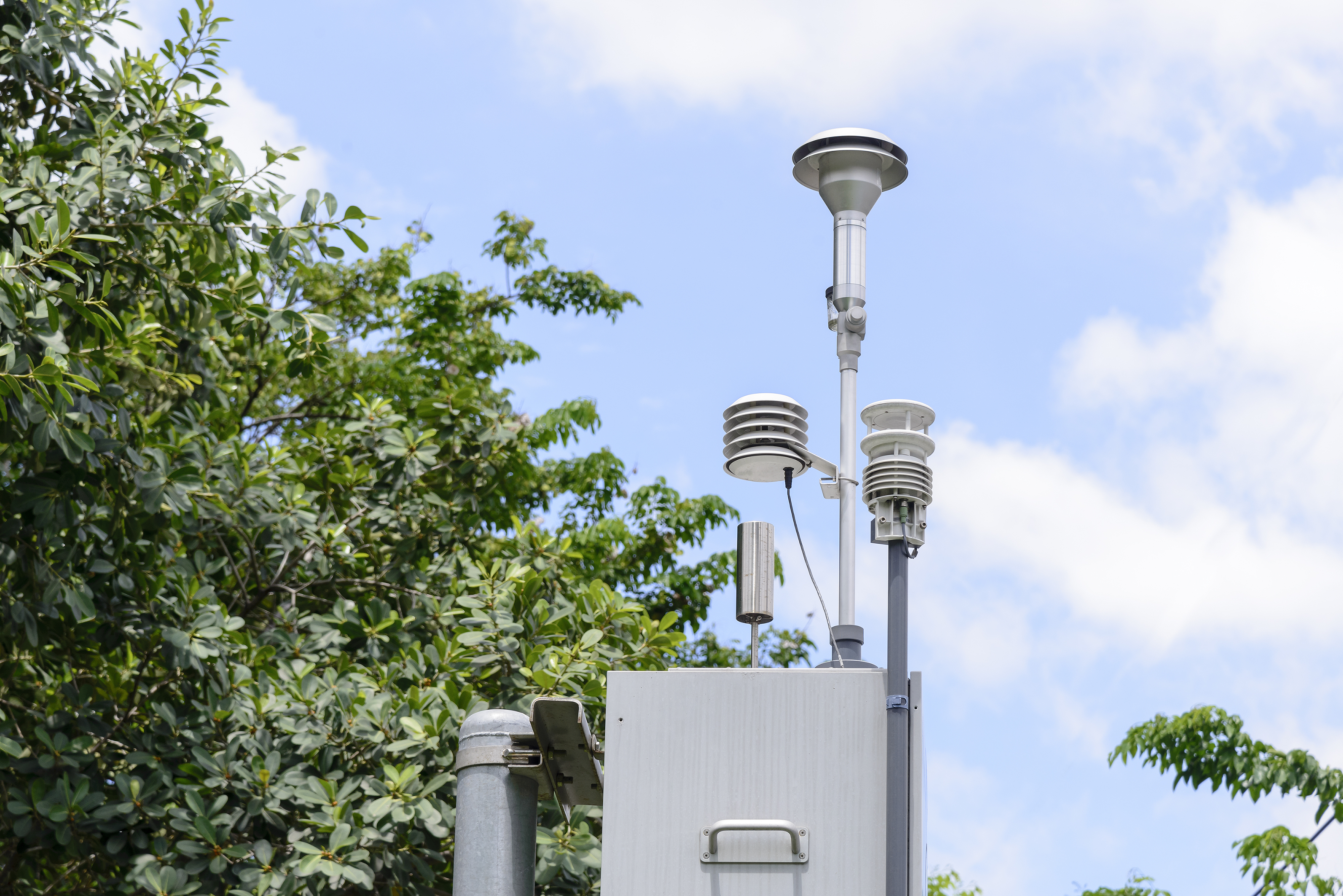 Air monitoring equipment shutterstock_742644595